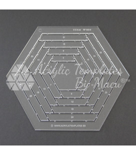 HEXAGON TRADICIONAL MEDIUM