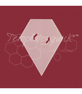 Plantilla Rubí de Plástico Templatesquick®™