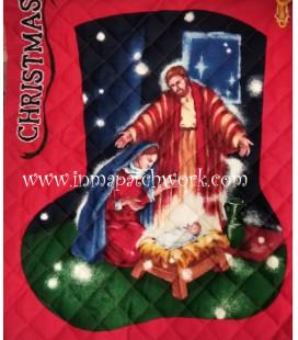 Tela Navidad  1014F