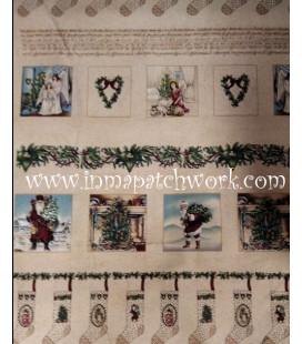 Tela Navidad  4595-005