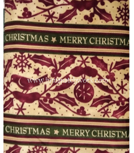 Tela Navidad  18102R