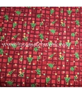 Tela Navidad  74002