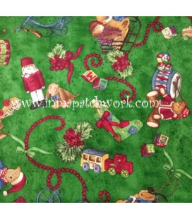Tela Navidad  MMN357737