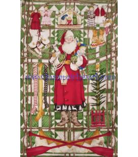 Tela Navidad  45181-19625