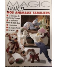 LIBRO MAGIC PATCH NOS ANIMAUX FAMILIERS
