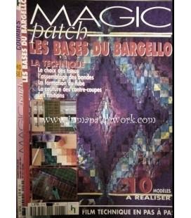 LIBRO MAGIC PATCH BARGELLO 27