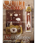 LIBRO COUNTRY QUILT DECO FEUTRINE