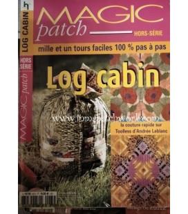 LIBRO LOG CABIN MAGIC PATCH