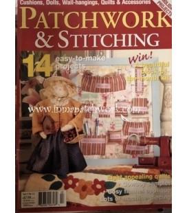 LIBRO PATCHWORK & STITCHING