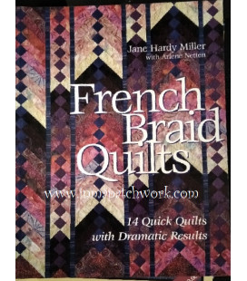 LIBRO FRENCH BRAID QUILTS