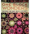 LIBRO ONE-BLOCK WONDERS