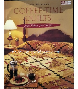 LIBRO COFFE TIME QUILTS