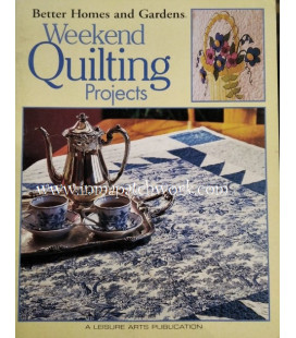 LIBRO WEEKEND QUILTING