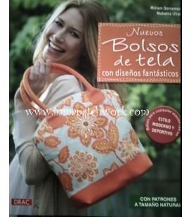 LIBRO BOLSOS DE TELA