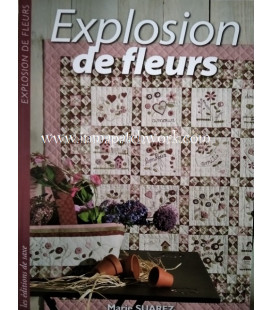 LIBRO EXPLOSION DE FLEURS