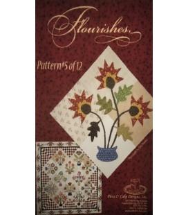 PATRON FLOURISHES 154