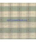 Tela Japonesa tramada1181 Lineas cuadradas crema azulada
