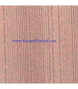 Tela Japonesa tramada1240 A Rombos rosa claro