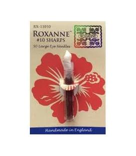 Agujas Roxanne nº 9 Acolchado