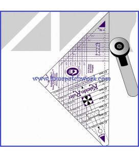 "Curvas creativas-KALEIDOSCOPIO 2""-1/2"" C1140"