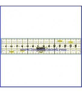 Regla3 x 15 cm-611317C3856
