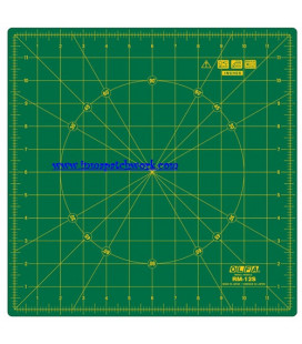Base de corte rotativa Olfa 12 pulgadas