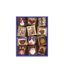 Patrones Navidad-Hallowein 137 P