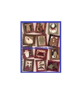Patrones Navidad-Hallowein 140 P