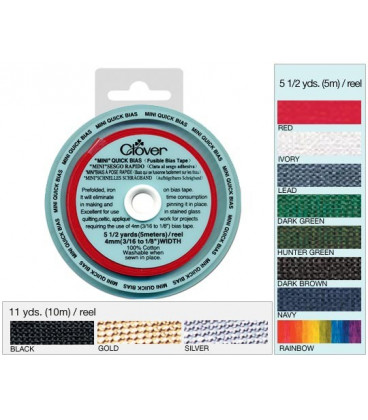 Bies Colores Marmoleado 6mm -10Mts  CLOVER-700/ETB